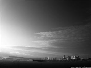 coast of sun and shade